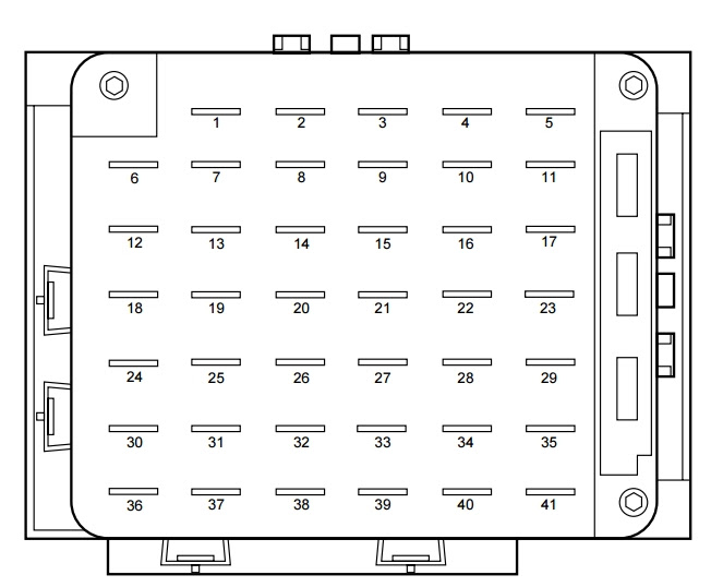 01 Lincoln Continental Fuse Box Wiring Diagram Page Blue Fix A Blue Fix A Granballodicomo It