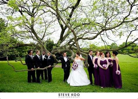 Morton Arboretum Wedding : Lauren and Tai