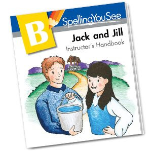 Cover image of Jack and Jill Instructor's Handbook Spelllng Curriculum