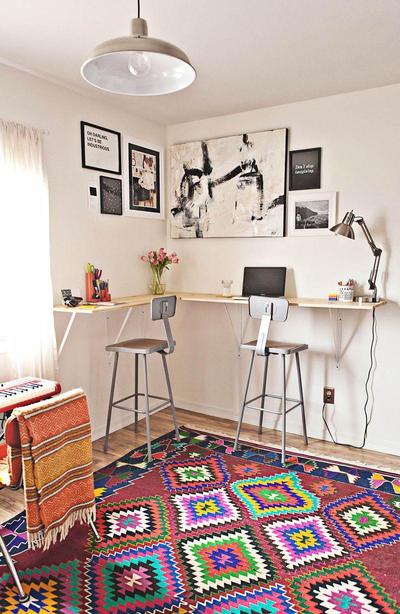 Building a Standing Desk - A Beautiful Mess