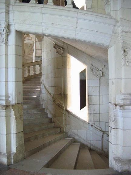 Замок Шамбор – королевский каприз 41276