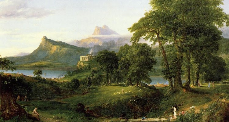 Pastoral Poetry Arcadia Through The Ages Society Of Classical Poets
