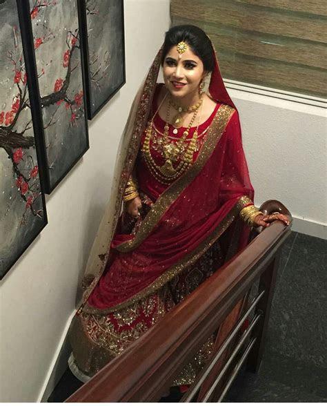 Beautiful muslim bride # kerala wedding# Indian antique