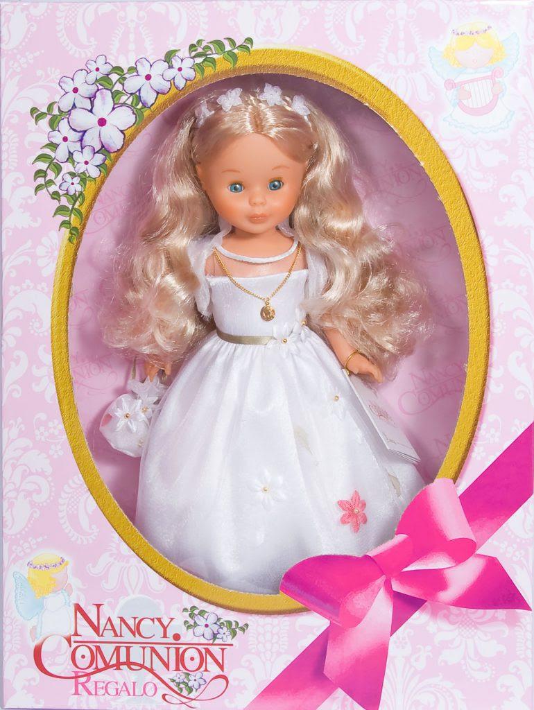 Foto muñeca Nancy comunión edición 2010