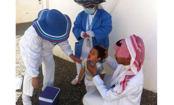 Islamic scholars draw out plan to combat polio