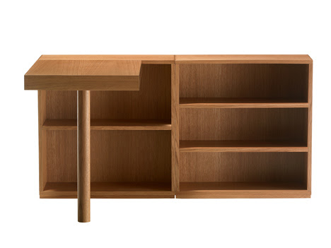 Authentic Wood, Le Corbusier, decoracion, diseño, interiores, muebles