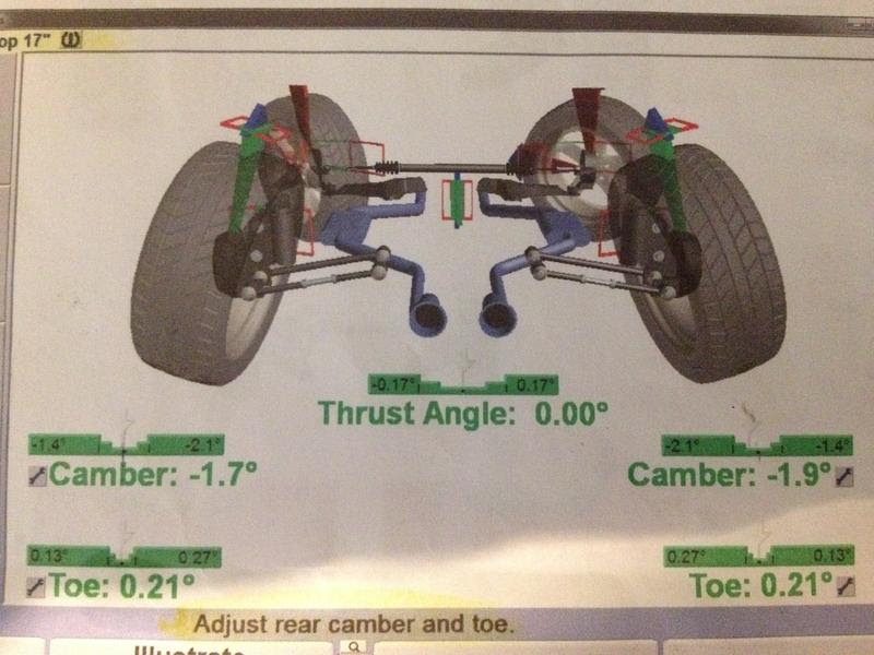 Wheel Alignment Camber Concerns North American Motoring