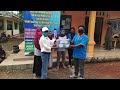 Bupati Pangandaran Berikan Bantuan Masker untuk Masyarakat #DesaMekarsari