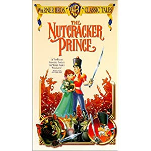 The Nutcracker Prince [VHS]
