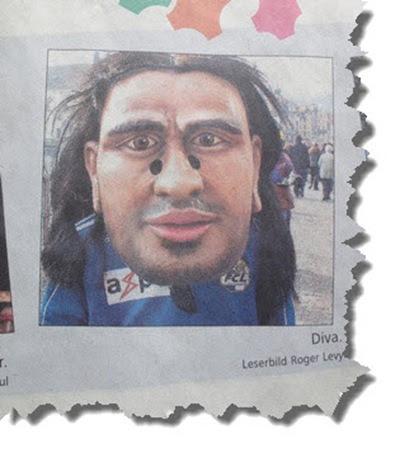 Neue Luzerner Zeitung - Die Diva