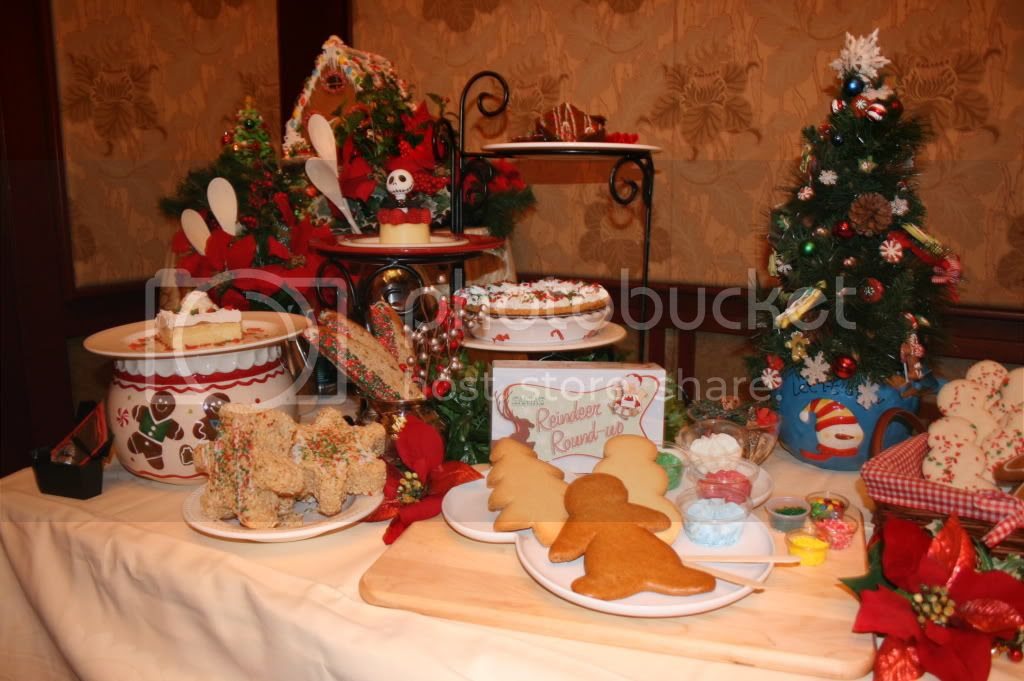 Disney Holiday treats