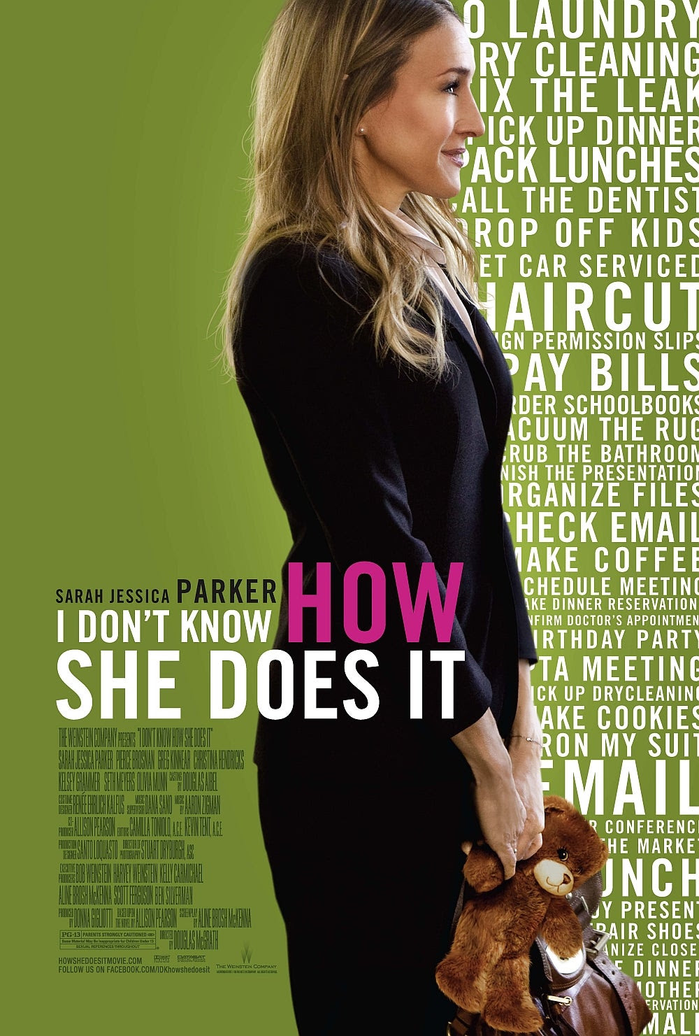 I Don't Know How She Does It - Movie - IGN