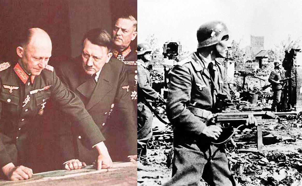 L'attaque Barbarossa il y a 75 ans.