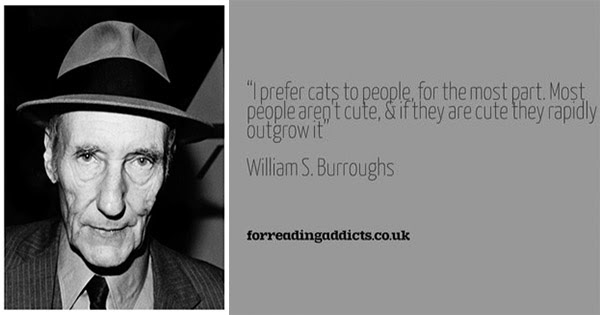 William S Burroughs 8 Quotes From A Genius Junkie For Reading