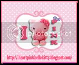I Heart Pink Hello Kitty