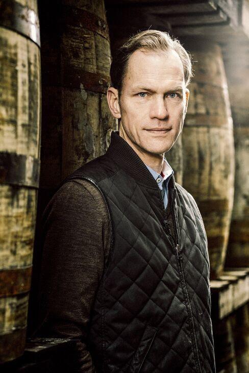 John Glaser of Compass Box Whisky.