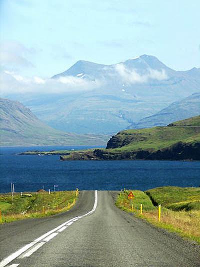 O fim do mundo de Reykjavik, Islândia