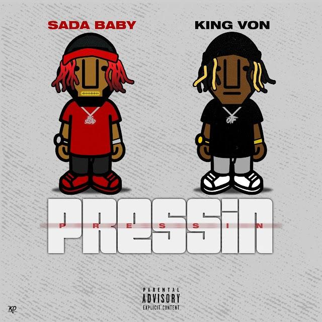 Sada Baby - Pressin (feat. King Von) (Explicit) - Single [iTunes Plus AAC M4A]