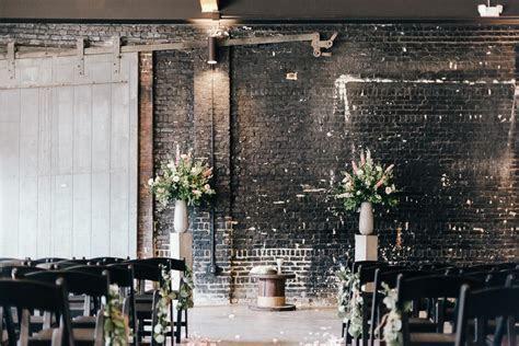 A Romantic Industrial Vintage Wedding   Chic Vintage