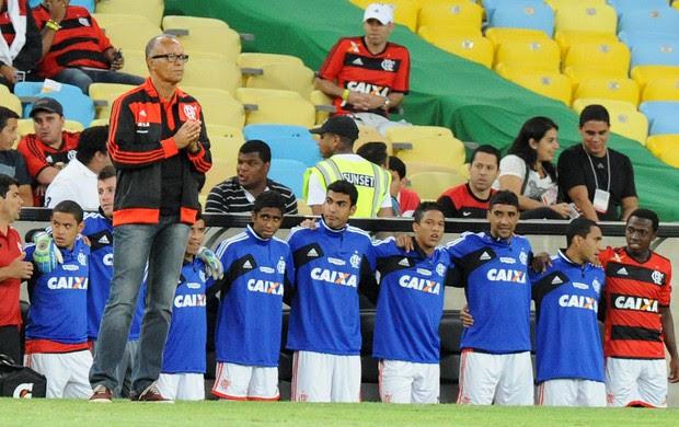 Jayme de Almeida Flamengo x Internacional (Foto: Alexandre Vidal / Flaimagem)