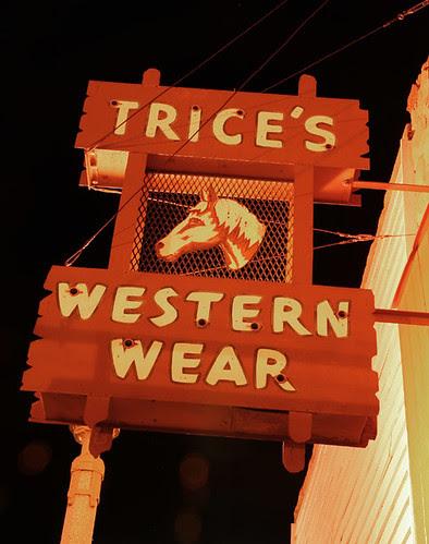 Trice's Western Wear