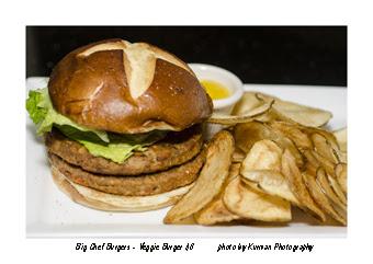 Veggie Burger KCI1551 et