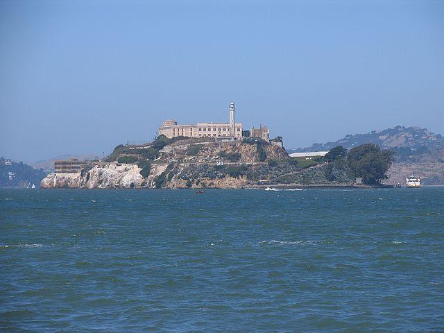 alcatraz prision san francisco
