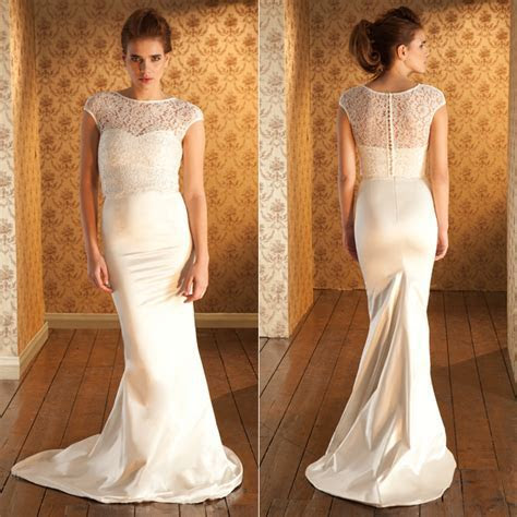 Gallery: the most elegant lace wedding dresses   Foto