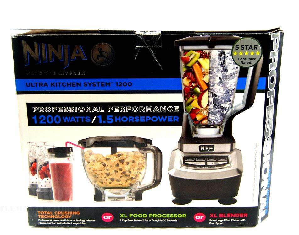 Details about Ninja Ultra Kitchen System 1200