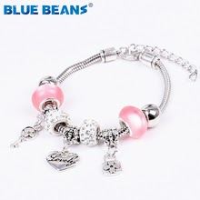 Bracelets For Women Jewelry Beads Charms Chakra Bracelet