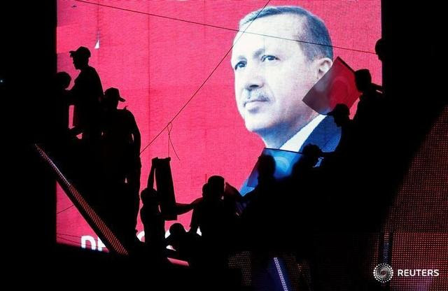 Antichrist Candidate Erdogan Is Taking Over Turkey