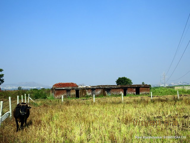 "Site of Amit Rujuta Ventures' upcoming project on Nande Mhalunge Road - Visit ""Gloria"" 1 BHK 1.5 BHK 2 BHK Flats at Nande near Hinjewadi on Pirangut Nande  Road Taluka Mulshi District Pune 412115"