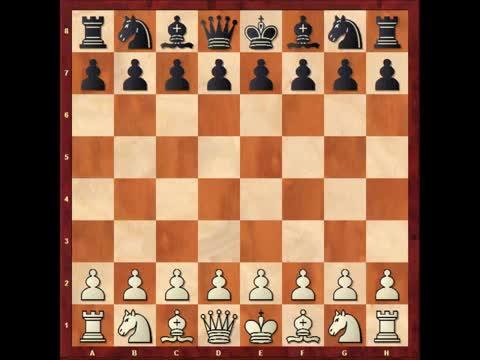 Satranç Tahtasının Konumu Taşların Dizilişleri Izle Video