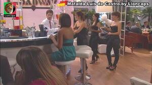 Mafalda Luís de Castro sensual na novela Louco Amor