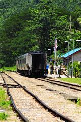 Manek Urai: Railroad by Syed Azidi AlBukhary