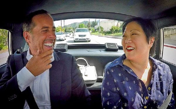 Comedians in Cars Getting Coffee - Jerry Seinfeld and Margaret Cho