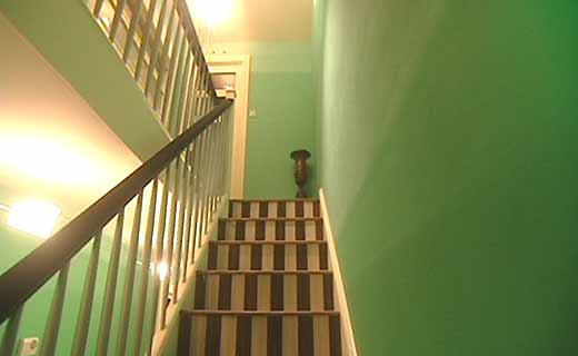 BBC - Homes - Design inspiration - City to Suburbia Hall and Stairs