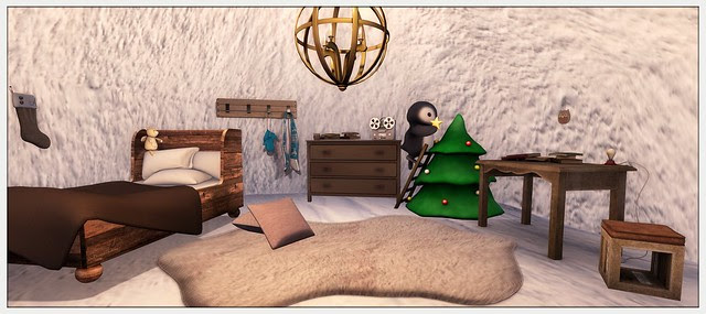 My polar getaway - Interior