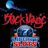 Basketball and Black Magic Combine in Winning Streak that Earns Player Diamond VIP Status at Liberty Slots Casino