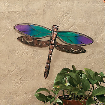 Dragonfly Wall Decoration, Wall Art and Decorations, Home Decor ...