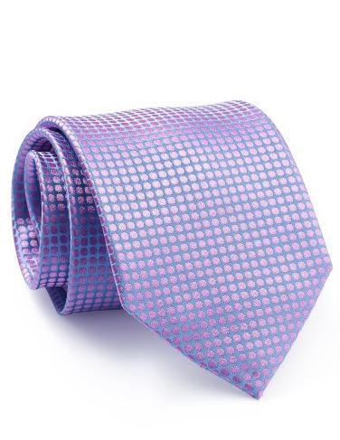 Mẫu Cravat Đẹp 5 - Tím
