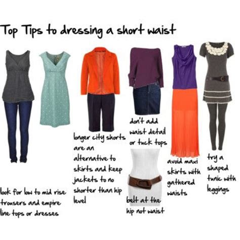 Dresses For Short Waisted Figures