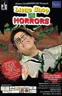 Little Shop of Horrors - Luis Marcelo