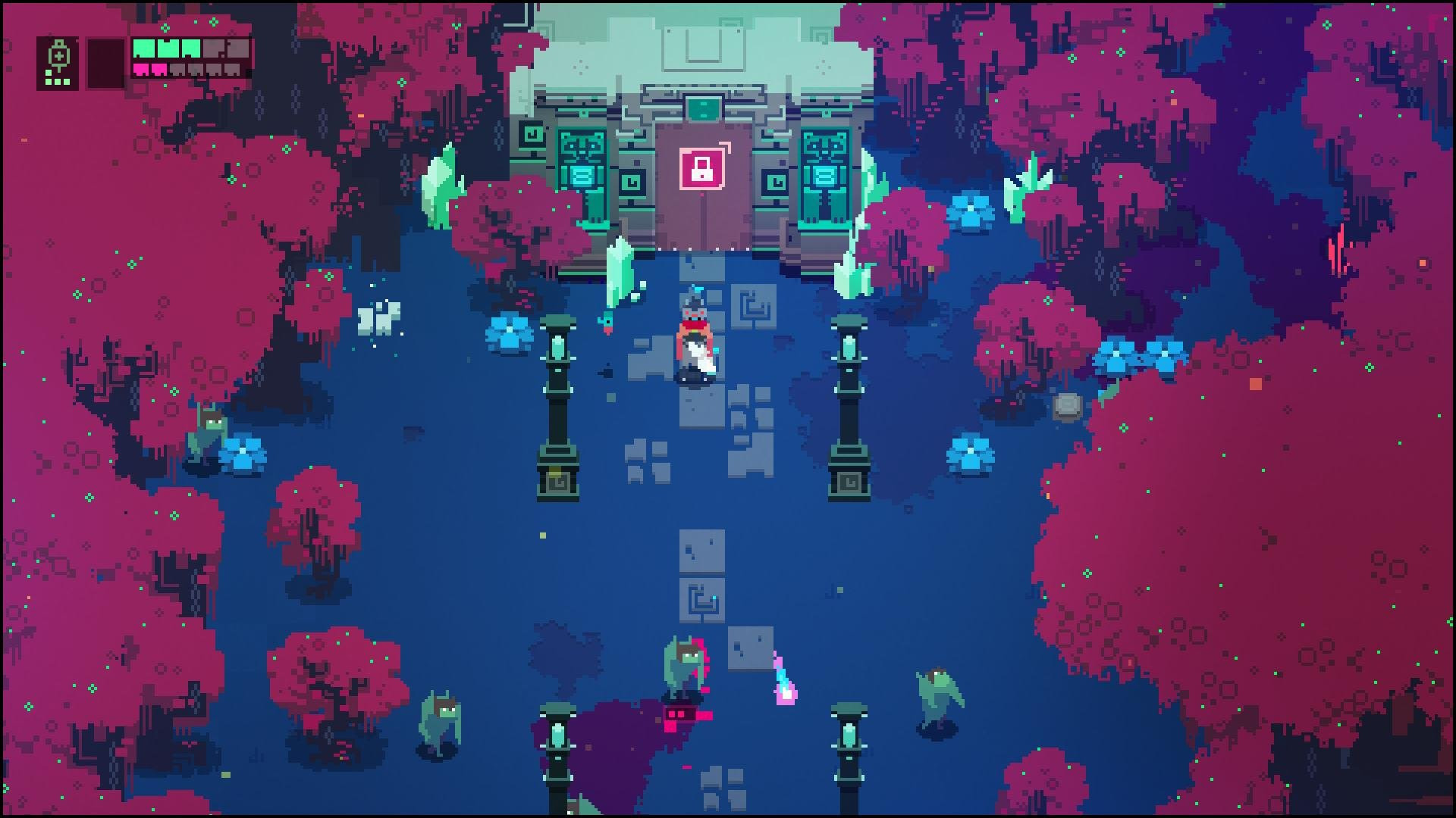 Hyper Light Drifter Might Have A Shot At Coming To Switch