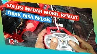Memperbaikifuzziblog Cara Memperbaiki Mobil Rc Yang Tidak Bisa Belok