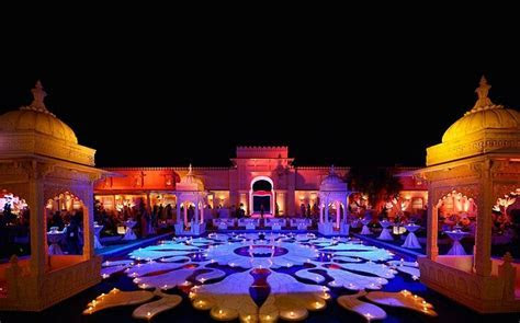 15 Romantic Wedding Venues In India