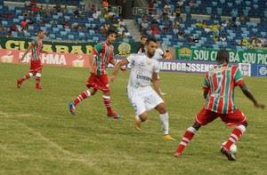 Cuiabá, Operário FC, Arena Pantanal (Foto: Adriane Rangel/FMF)