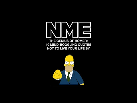 The Genius Of Homer Simpson 10 Mind Boggling Quotes Not To Live