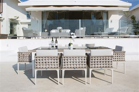 heart collection outdoor dining set furniture  spain