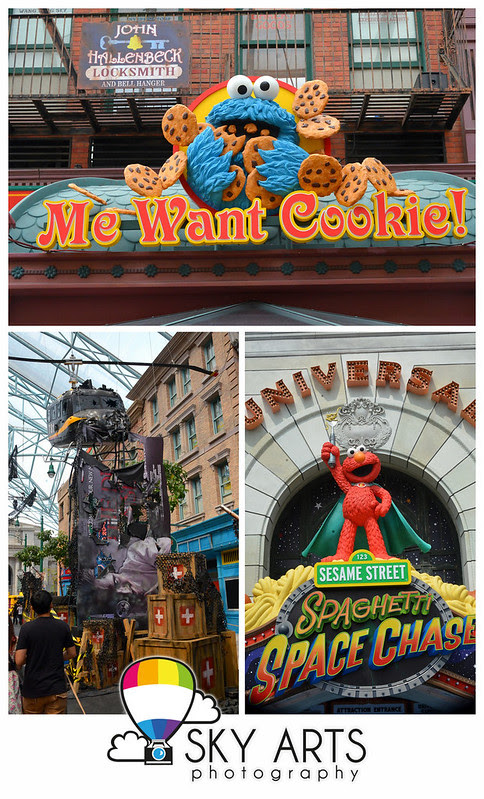 Universal Studio Singapore VIP Tour courtesy of MasterCard PricelessSG